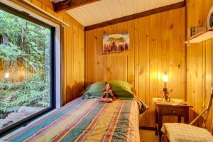 Casa Campestre frente al Lago Calafquén, Case vacanze  Panguipulli - big - 36