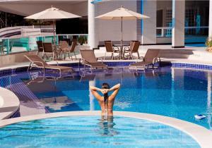 Premier Parc Hotel, Hotely  Juiz de Fora - big - 73