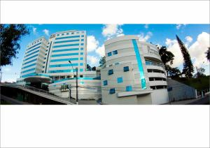 Premier Parc Hotel, Hotely  Juiz de Fora - big - 75