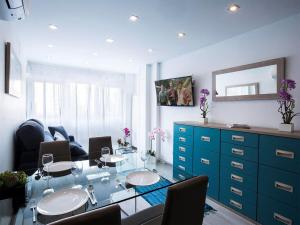 Friendly Rentals America Confort XIII, Apartmány  Madrid - big - 9