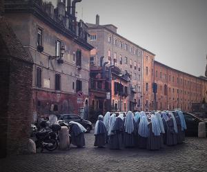 Ripa Rome Trastevere Home, Apartmány  Řím - big - 29
