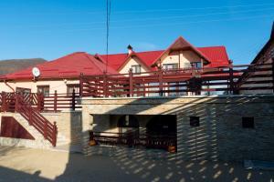 Pridvorul Haiducilor, Hotels  Tîrgu Ocna - big - 15