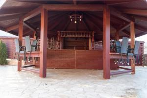 Pridvorul Haiducilor, Hotels  Tîrgu Ocna - big - 21