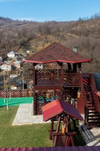 Pridvorul Haiducilor, Hotels  Tîrgu Ocna - big - 24