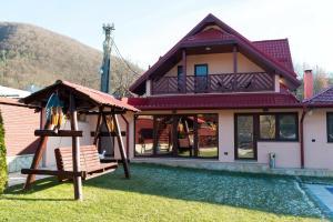 Pridvorul Haiducilor, Hotels  Tîrgu Ocna - big - 14