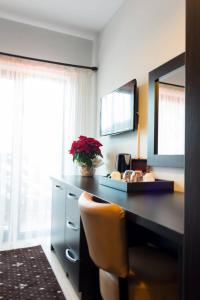 Pridvorul Haiducilor, Hotels  Tîrgu Ocna - big - 31