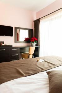 Pridvorul Haiducilor, Hotels  Tîrgu Ocna - big - 37