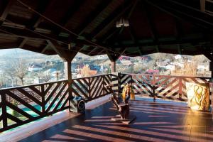 Pridvorul Haiducilor, Hotels  Tîrgu Ocna - big - 20