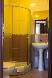 Pridvorul Haiducilor, Hotely  Tîrgu Ocna - big - 5