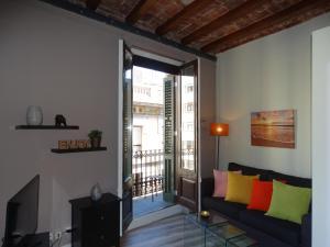 Feel at Sants Apartments, Apartmány  Barcelona - big - 39
