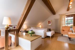 Hotel-Restaurant Vinothek Lamm, Hotel  Bad Herrenalb - big - 17