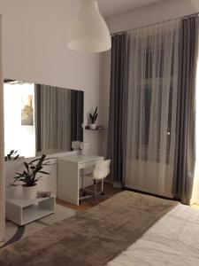 Silhouette Downtown Apartment, Appartamenti  Budapest - big - 6