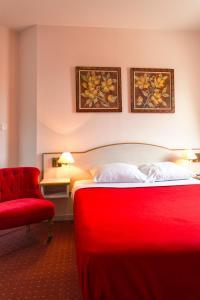 Arromanches Villa Tracy, Affittacamere  Arromanches-les-Bains - big - 29