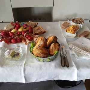 Le Coeur du 6ème, B&B (nocľahy s raňajkami)  Lyon - big - 40