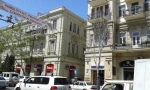 28 MAJ Street NEFT AKADEMIA, Apartmanok  Baku - big - 6