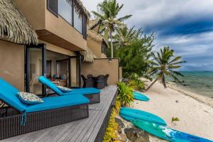 Rumours Luxury Villas & Spa, Villák  Rarotonga - big - 32