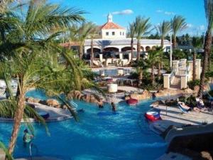 Orlando Villa, Ferienhäuser  Davenport - big - 6