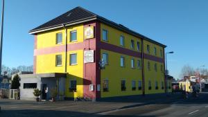 Rheinauer Hof - Das Hotel am Riedweg, Szállodák  Mannheim - big - 25