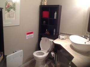 Standard-dobbeltværelse med fælles badeværelse