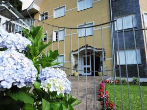 Apartamento 01 dormitório no Centro de Gramado, Apartments  Gramado - big - 6