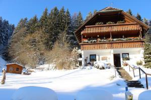 Haus am Wald, Апартаменты  Байрсброн - big - 53