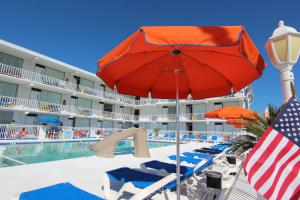 Crusader Oceanfront Resort, Motels  Wildwood Crest - big - 24