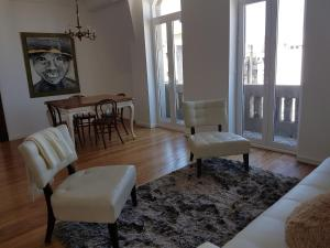 Salvo Suites, Apartmány  Montevideo - big - 41