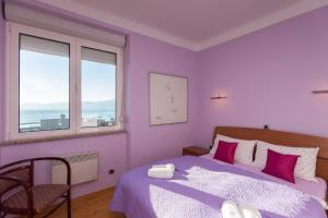 Apartment Arcadia, Apartmány  Rijeka - big - 17