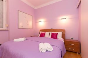 Apartment Arcadia, Apartmány  Rijeka - big - 15