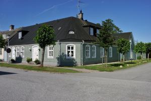 Apartmán Lägenhet i ljuvliga Skanör Skanör med Falsterbo Švédsko