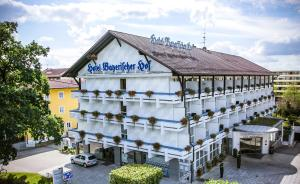 Hotel Bayerischer Hof, Hotels  Bad Füssing - big - 25