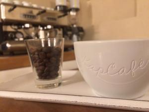 Kap Café, Bed & Breakfast  Kaplice - big - 32