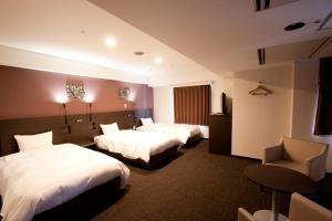 Smile Hotel Kyoto Shijo, Hotely  Kjóto - big - 12