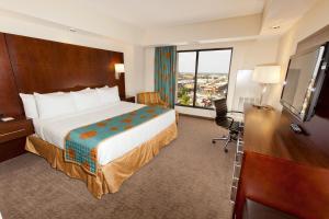 Suite Lit King-Size 1 Chambre de Luxe - Vue sur Ville