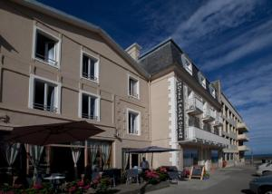 Alpha Ocean, Hotels  Saint Malo - big - 22