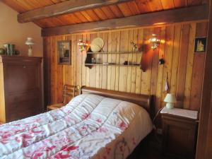 Chalet De Montagne, Ferienwohnungen  Barcelonnette - big - 9