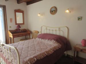Chalet De Montagne, Ferienwohnungen  Barcelonnette - big - 10
