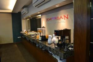 Amérian Tucuman Apart & Suites, Hotely  San Miguel de Tucumán - big - 20