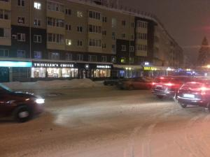 Apartment on 50 Let Oktyabrya 20, Ferienwohnungen  Ufa - big - 10