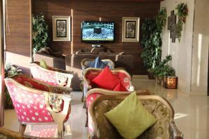 Dorar Darea Hotel Apartments - Al Mughrizat, Residence  Riyad - big - 25
