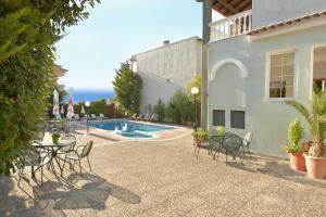 Olympus Hotel Villa Drosos, Szállodák  Litóhoro - big - 16