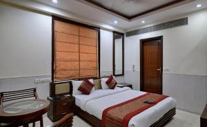 Hotel Daanish Residency, Отели  Нью-Дели - big - 8