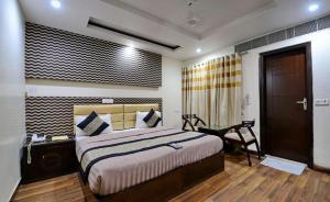 Hotel Daanish Residency, Отели  Нью-Дели - big - 14