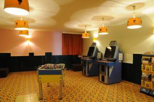 Grand Hotel Europa, Отели  Ривизондоли - big - 25