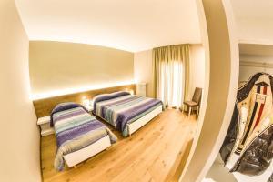 Grand Hotel Europa, Hotels  Rivisondoli - big - 19