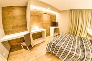 Grand Hotel Europa, Отели  Ривизондоли - big - 20