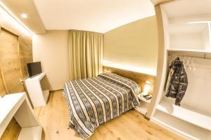 Grand Hotel Europa, Отели  Ривизондоли - big - 12