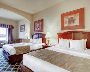 Zimmer mit 2 Queensize-Betten - Nichtraucher