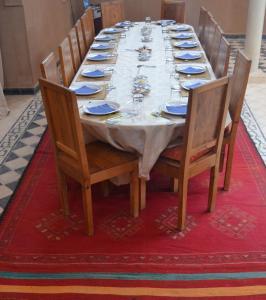 Villa Boujouf, Pensionen  Guelmim - big - 7