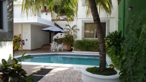 Hotel El Almendro, Hotels  Managua - big - 27